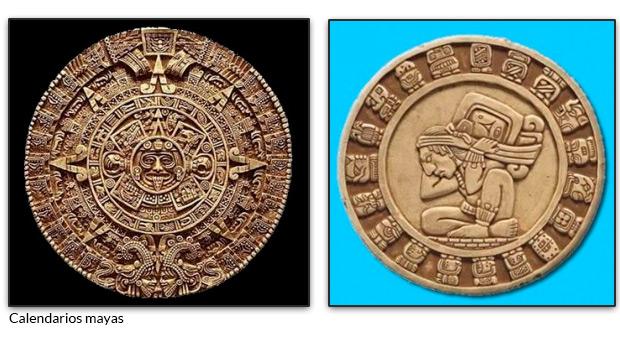 Calendarios mayas