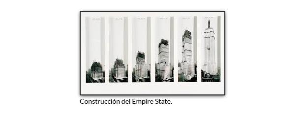 Construcción del Empire State