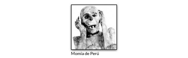 Momia de Perú