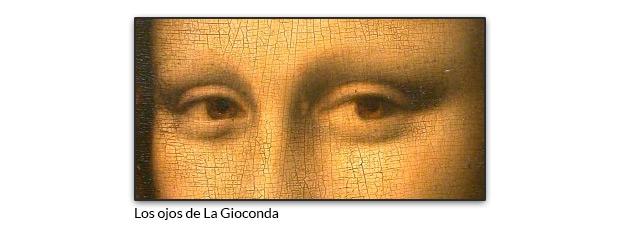 Ojos de la Gioconda