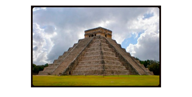 Pirámide Maya Kukulkan 2