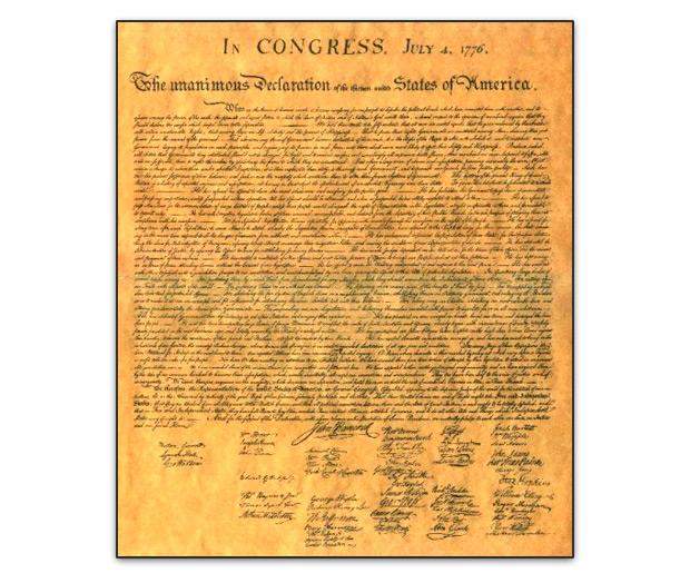 Declaración independencia