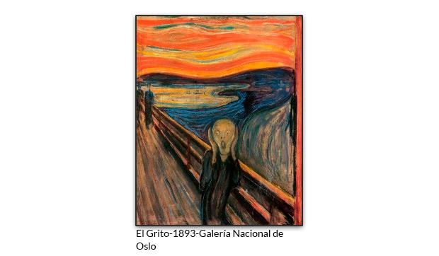 El Grito-1893-Galería Nacional de Oslo