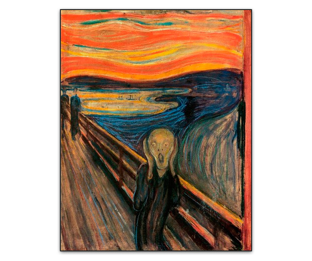 El Grito Mas Famoso De La Historia Del Arte