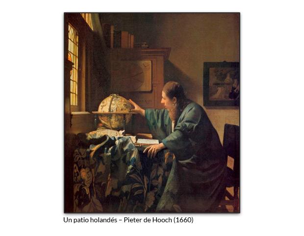 El Astrónomo – Vermeer