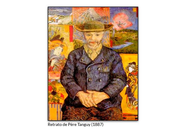 Retrato de Père Tanguy