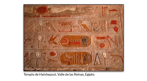 Templo de Hatshepsut, Valle de las Reinas, Egipto
