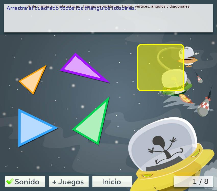 Tipos de triángulos: clasificación según sus lados