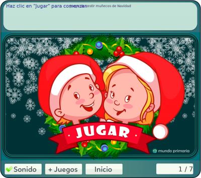 Navidad para niños.