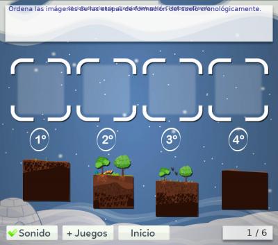 Juegos de ciencias - El entorno