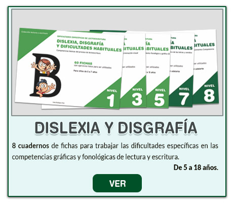 Dislexia y disgrafia