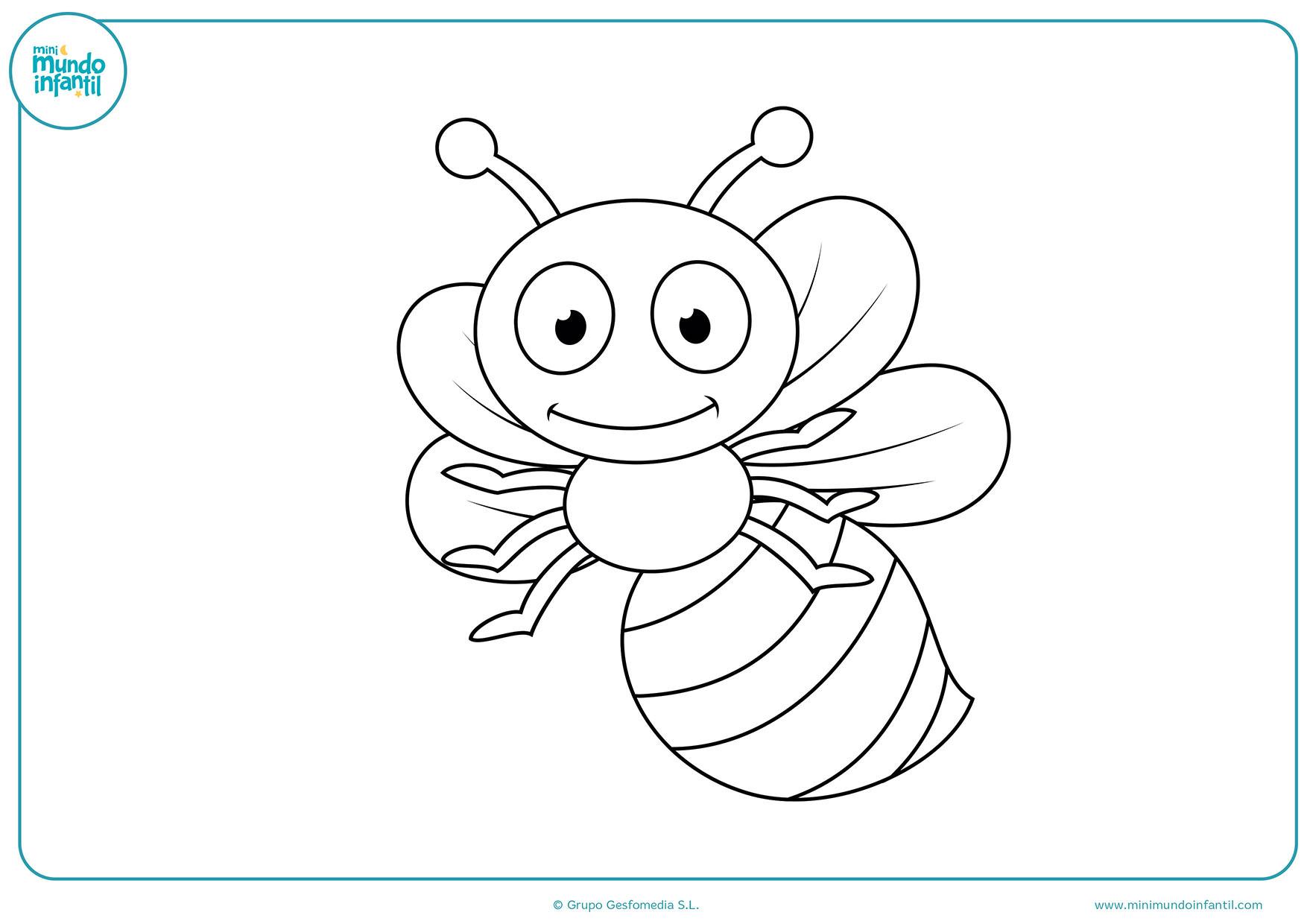 Perfecto Colorear Insectos De Páginas Galería - Ideas Para Colorear ...