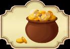 El avaro y el oro