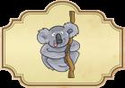 El koala y el emú