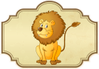 Cuento popular El león y el lago