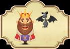 El rey y el murciélago