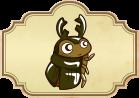 Fábula Los dos escarabajos