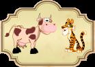 Cuento cásico El tigre y la vaca