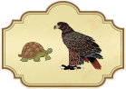 Fábula El águila y la tortuga