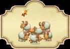 cuento popular Las cabras testarudas