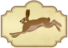 Leyenda titulada La hiena y la liebre