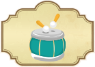 Cuento infantil La leyenda del tambor