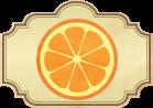 Las dos hermanas y la naranja