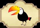 El pájaro carpintero y el Tucán