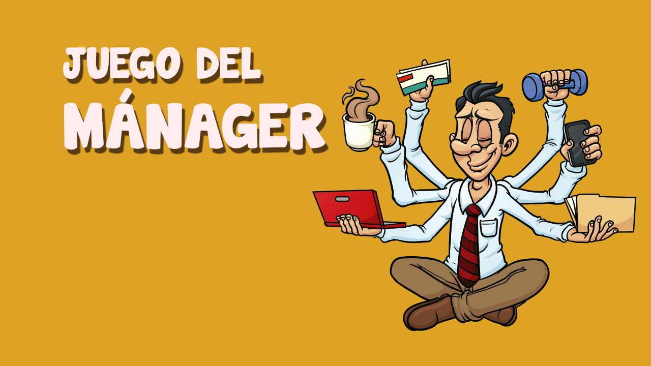 puedes ser el manager