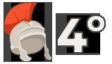 Juego números Romanos 4º juego 43