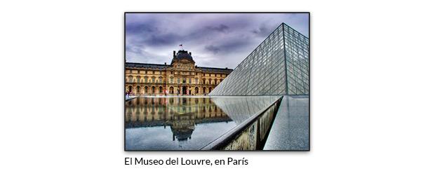 Museo del Louvre,en París