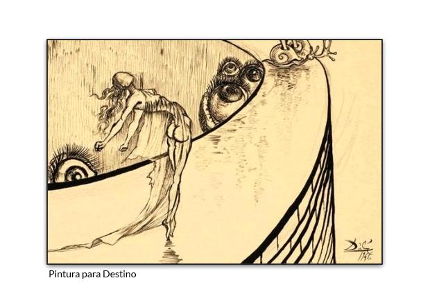 Dibujo para Destino