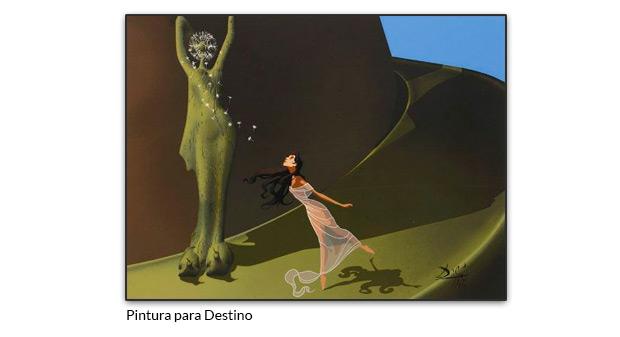 Pintura para Destino