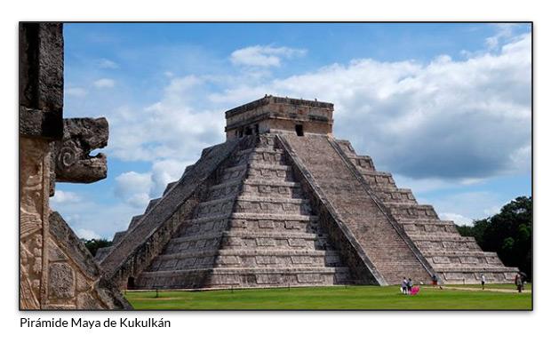 Pirámide Maya de Kukulkán