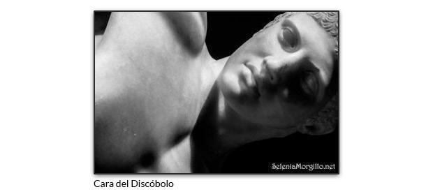Cara del Discóbolo