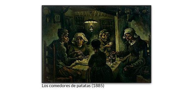 Los comedores de patatas