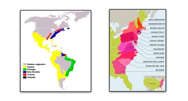 Mapa conquista inglesa