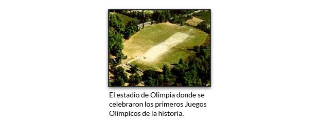 El estadio de Olimpia