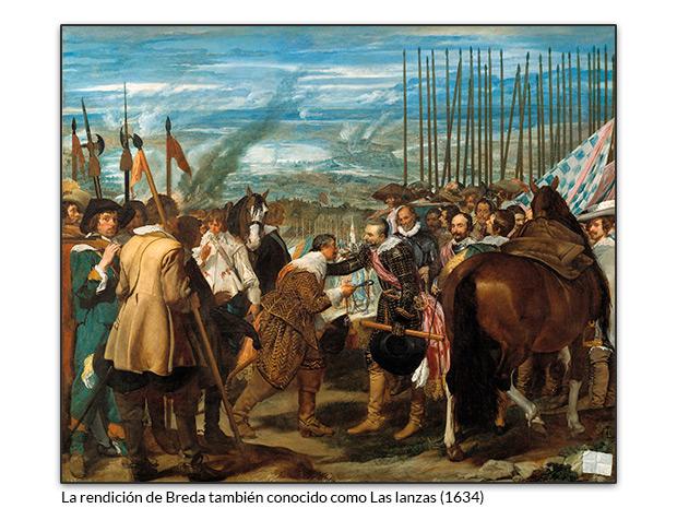 La rendición de Breda también conocido como Las lanzas