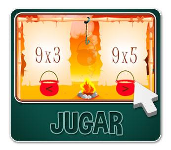 Juegos de la tabla del 9 para nios de primaria tabla del nueve con juegos urtaz Choice Image