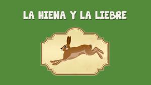 La hiena y la liebre