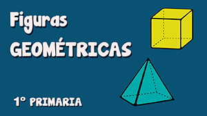 Figuras geométricas: Prisma cubo y pirámide