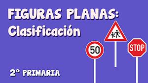 Figuras planas: clasificación