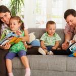 Ideas para pasar más tiempo en familia