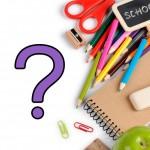 Organizar la agenda escolar: consejos para niños