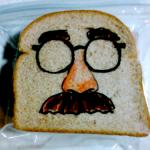 Un sándwich: un dibujo