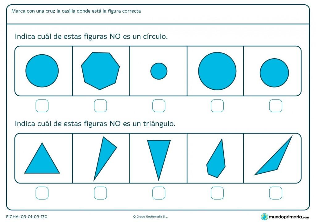 Ficha de estructuras para primaria