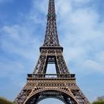 La increíble Torre Eiffel
