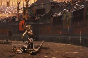 Combate de Gladiadores
