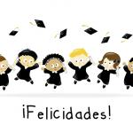 Graduación de fin de curso en Infantil y Primaria
